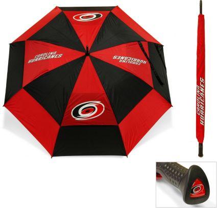 "Team Golf Carolina Hurricanes 62"" Double Canopy Umbrella"
