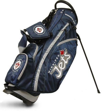 Team Golf Fairway Winnipeg Jets Stand Bag