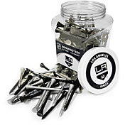 Team Golf Los Angeles Kings 175 Count Golf Tee Jar