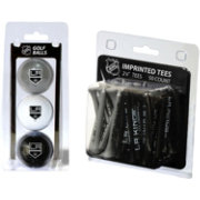 Team Golf Los Angeles Kings 3 Ball/50 Tee Combo Gift Pack