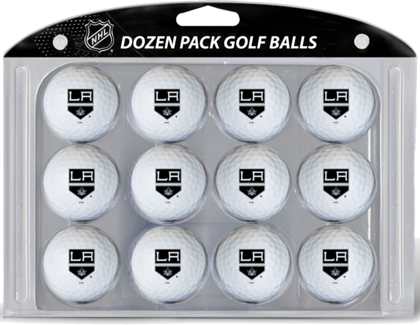 Team Golf Los Angeles Kings Golf Balls