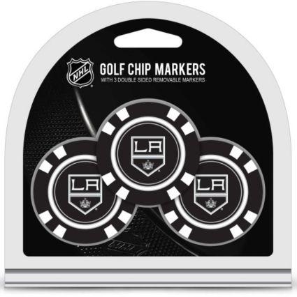Team Golf Los Angeles Kings NHL Golf Chips - 3 Pack