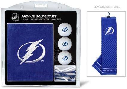 Team Golf Tampa Bay Lightning Embroidered Towel Gift Set