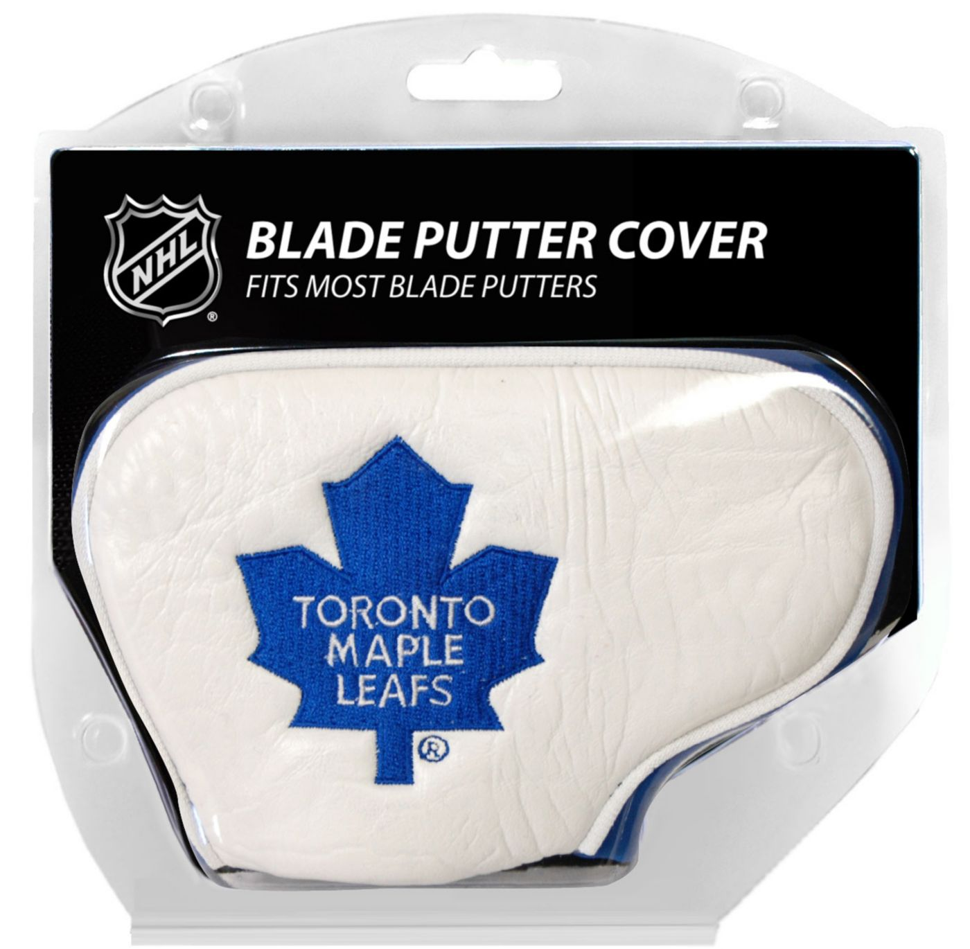 Team Golf Toronto Maple Leafs Blade Putter Cover