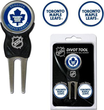 Team Golf Toronto Maple Leafs Divot Tool and Marker Set