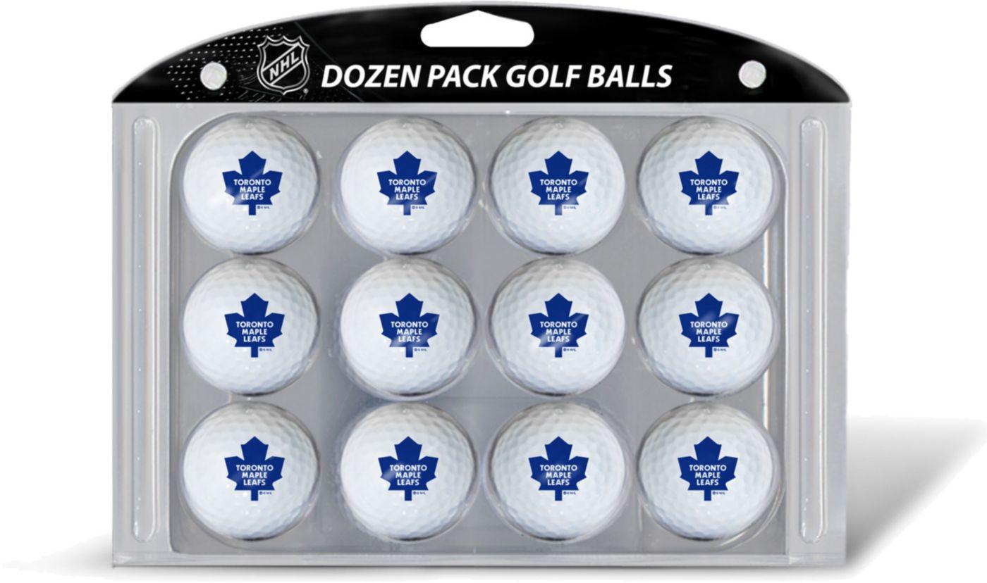 Team Golf Toronto Maple Leafs Golf Balls