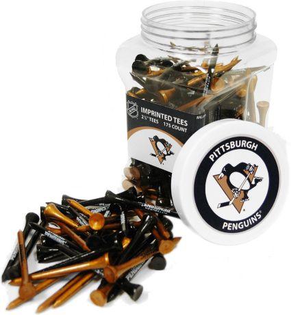 Team Golf Pittsburgh Penguins Tee Jar - 175 Pack