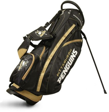 Team Golf Fairway Pittsburgh Penguins Stand Bag