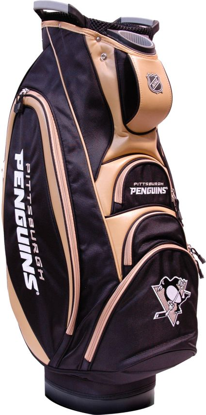 Team Golf Victory Pittsburgh Penguins NHL Cart Bag