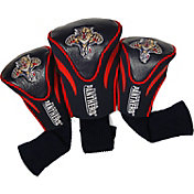 Team Golf Florida Panthers 3-Pack Contour Headcovers