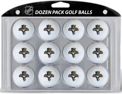 Team Golf Florida Panthers Golf Balls