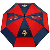 "Team Golf Florida Panthers 62"" Double Canopy Umbrella"