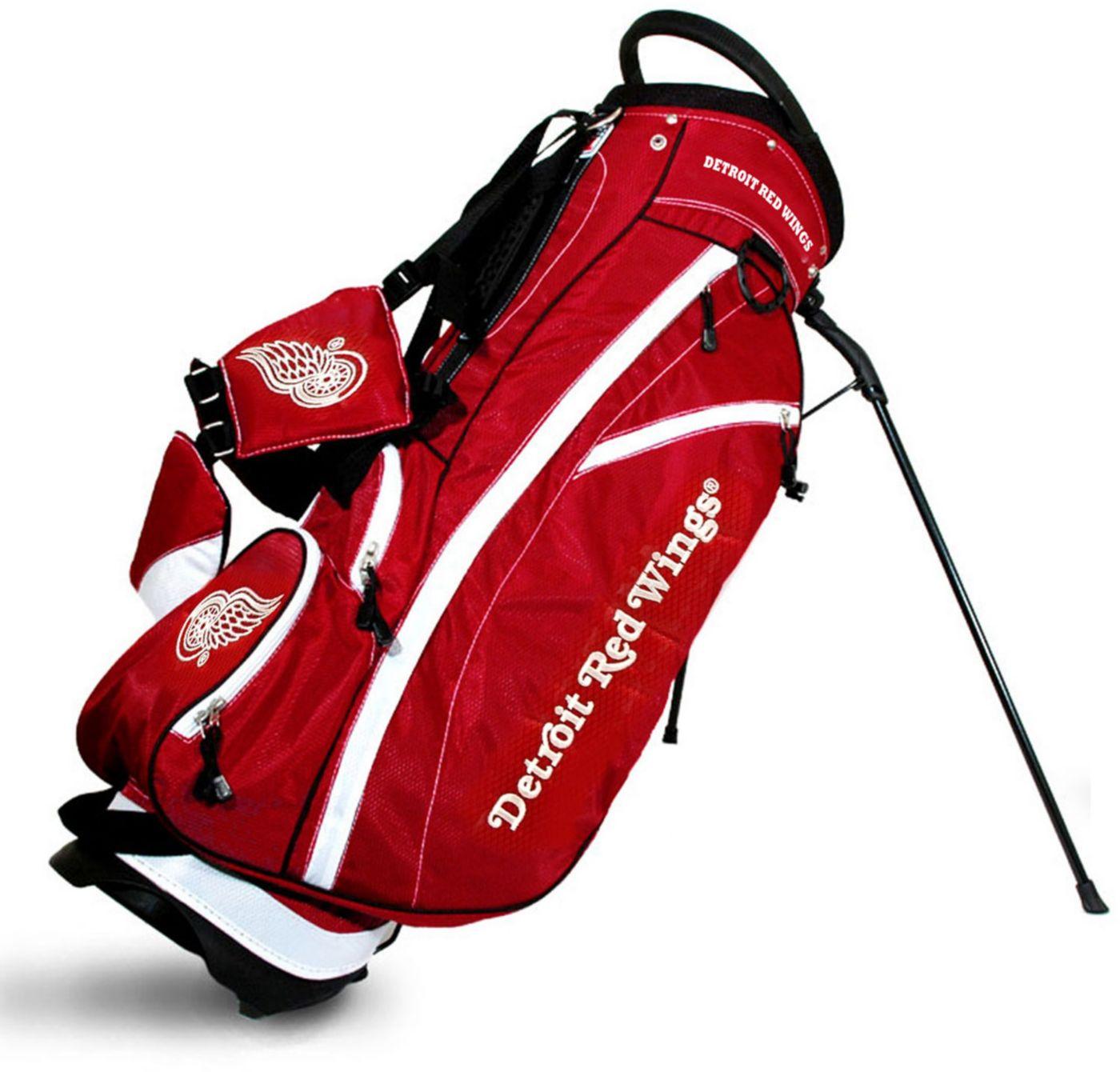Team Golf Fairway Detroit Red Wings Stand Bag
