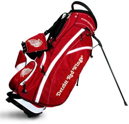 Team Golf Fairway Detroit Red Wings Stand Bag