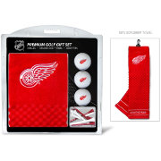 Team Golf Detroit Red Wings Embroidered Towel Gift Set