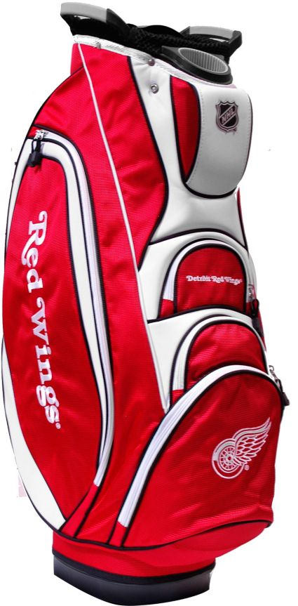 Team Golf Victory Detroit Red Wings Cart Bag