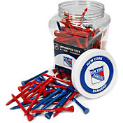 Team Golf New York Rangers 175 Count Golf Tee Jar