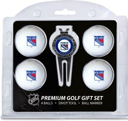 Team Golf New York Rangers Premium Golf Gift Set