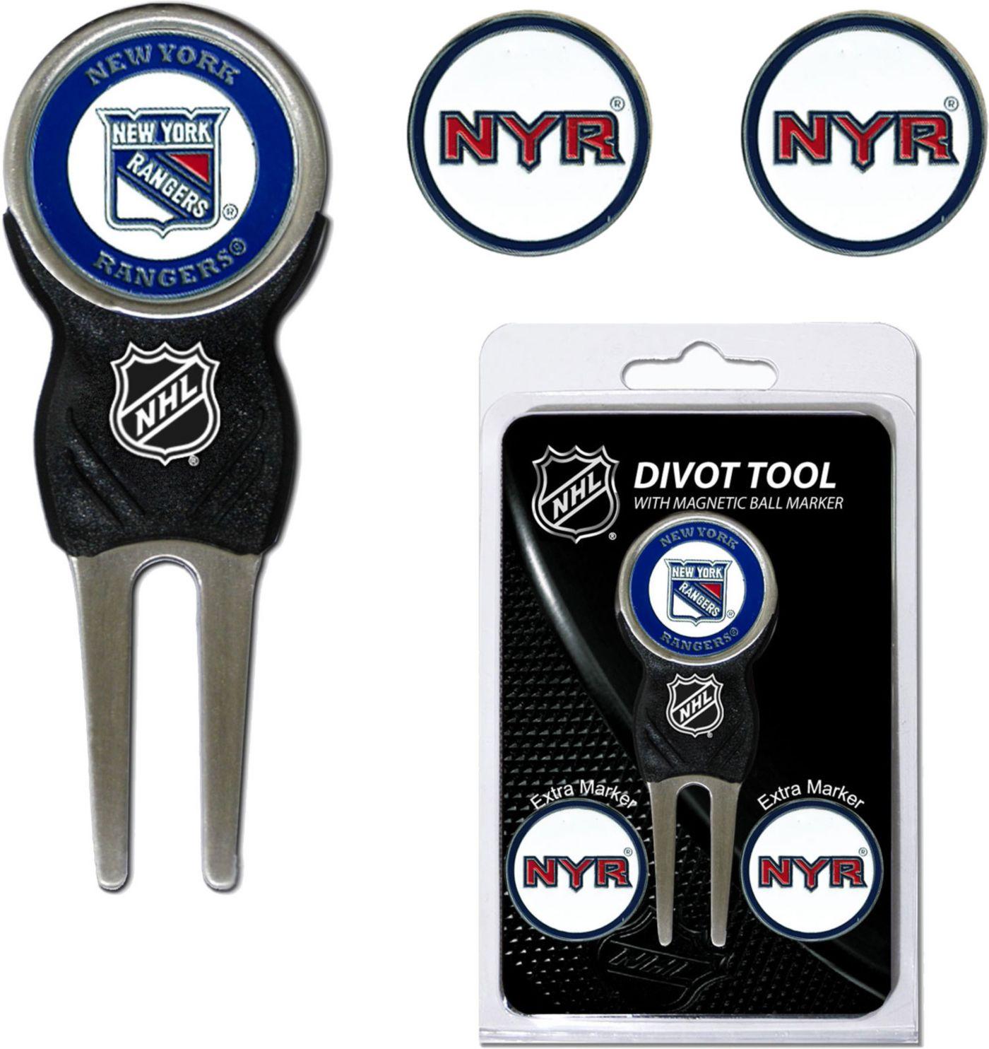 Team Golf New York Rangers Divot Tool