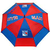 "Team Golf New York Rangers 62"" Double Canopy Umbrella"