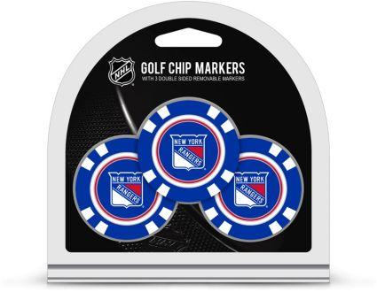 Team Golf New York Rangers Golf Chips - 3 Pack