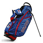 Team Golf New York Rangers Fairway Stand Bag