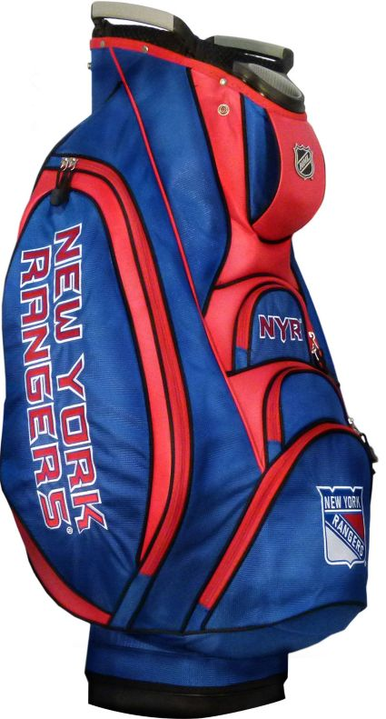 Team Golf Victory New York Rangers Cart Bag