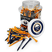 Team Golf Buffalo Sabres 175 Count Golf Tee Jar