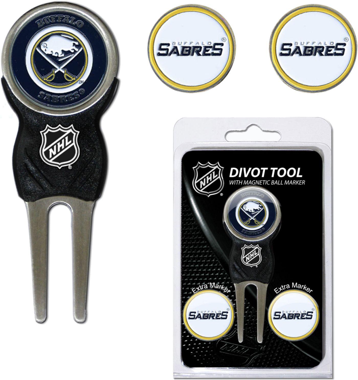 Team Golf Buffalo Sabres Divot Tool and Marker Set