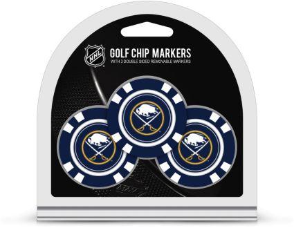 Team Golf Buffalo Sabres Golf Chips - 3 Pack