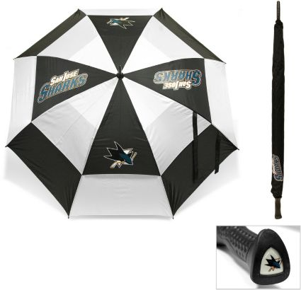 "Team Golf San Jose Sharks 62"" Double Canopy Umbrella"