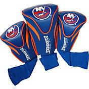 Team Golf New York Islanders 3-Pack Contour Headcovers