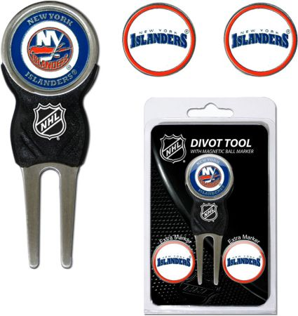 Team Golf New York Islanders Divot Tool