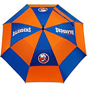 "Team Golf New York Islanders 62"" Double Canopy Umbrella"