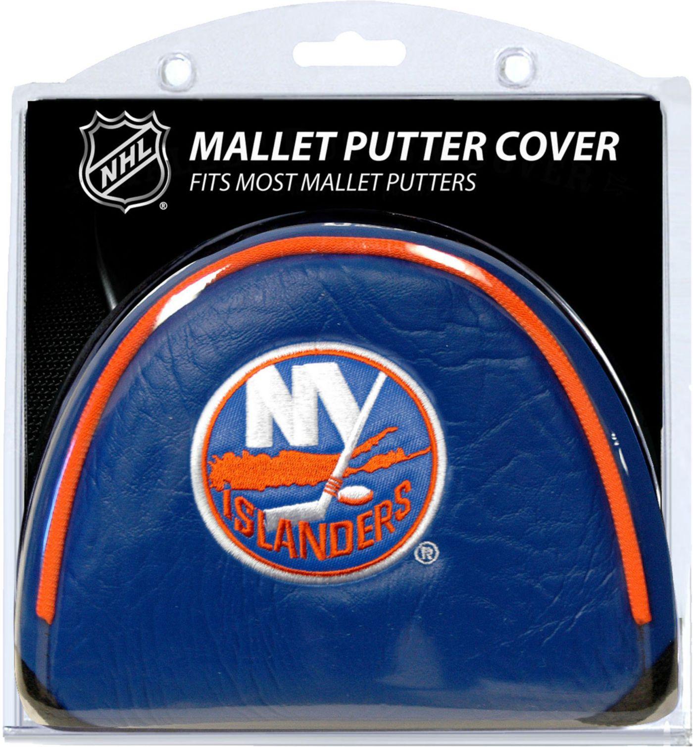 Team Golf New York Islanders Mallet Putter Cover