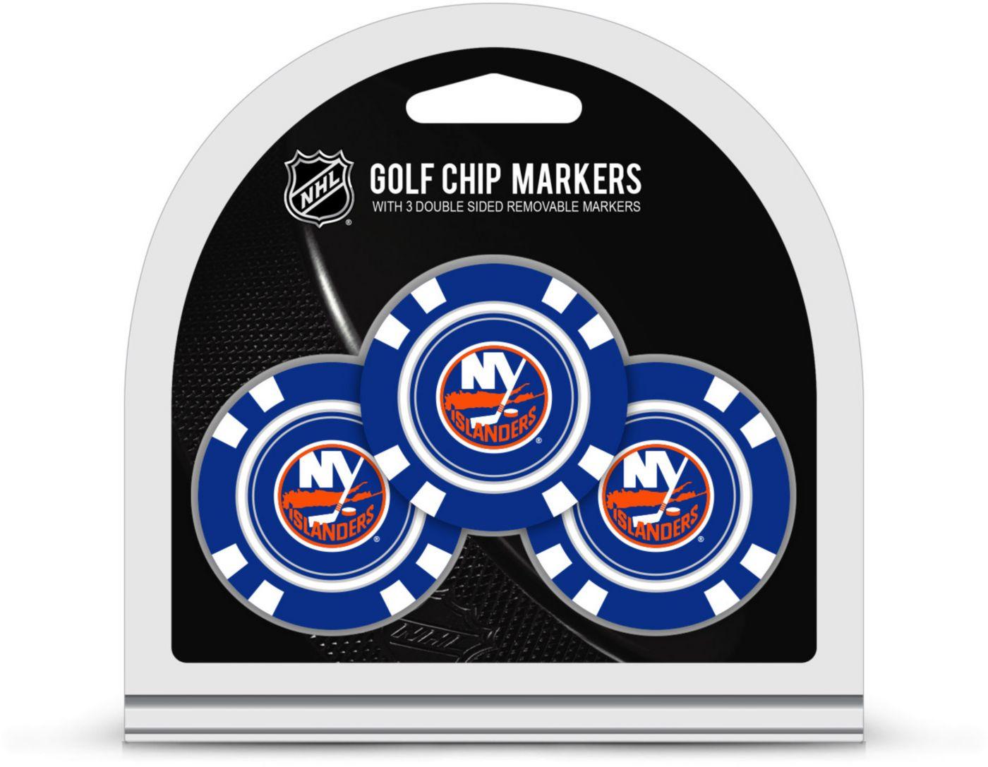 Team Golf New York Islanders Golf Chips - 3 Pack