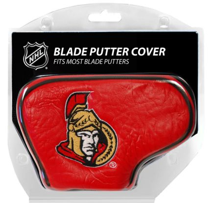 Team Golf Ottawa Senators Blade Putter Cover