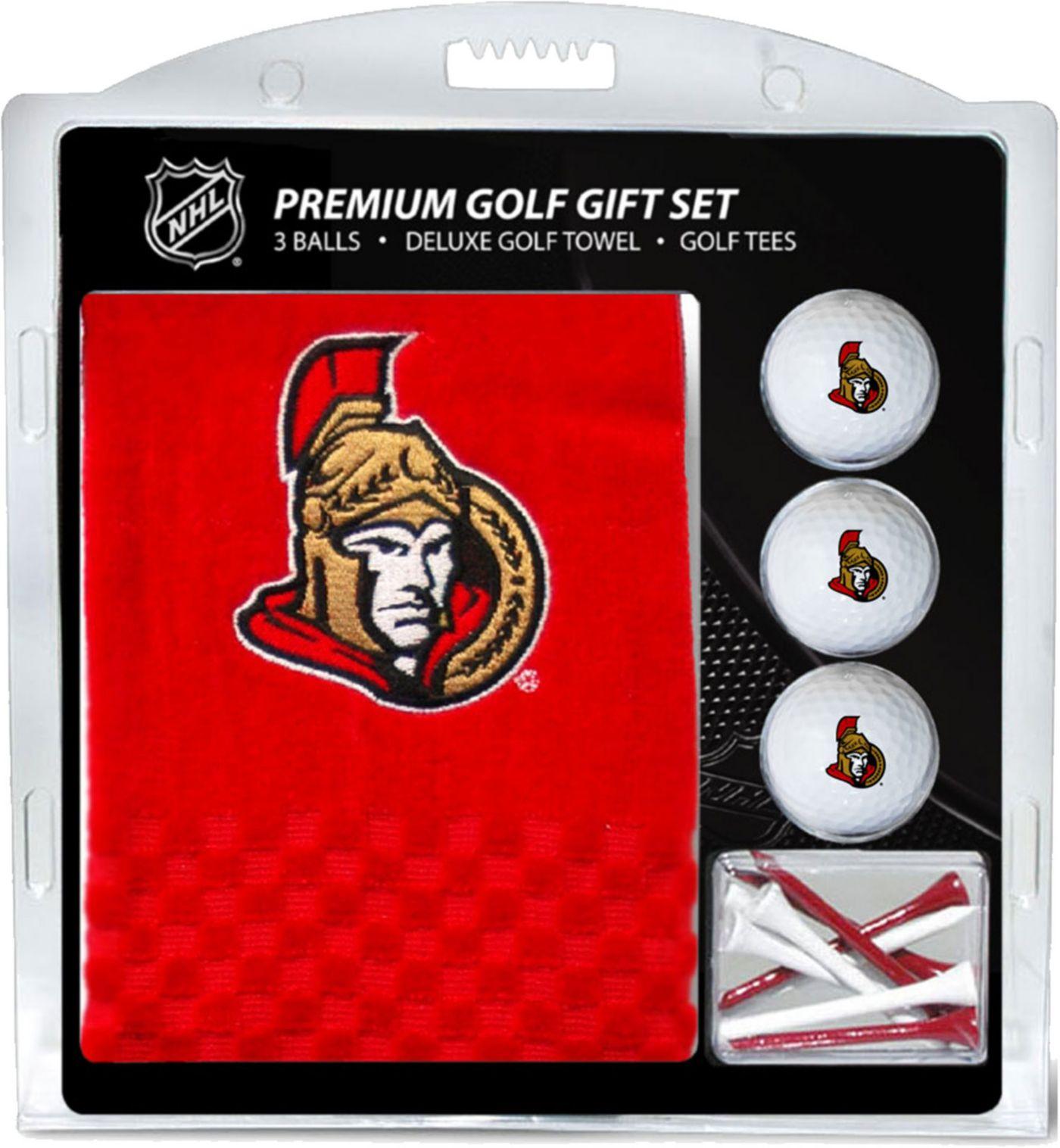 Team Golf Ottawa Senators Embroidered Towel Gift Set