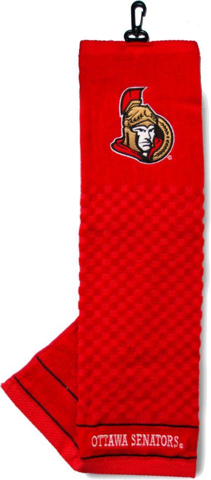 Team Golf Ottawa Senators Embroidered Towel