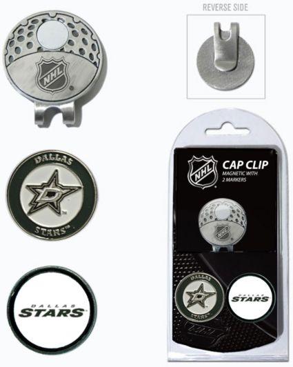 Team Golf Dallas Stars Cap Clip And Marker Set