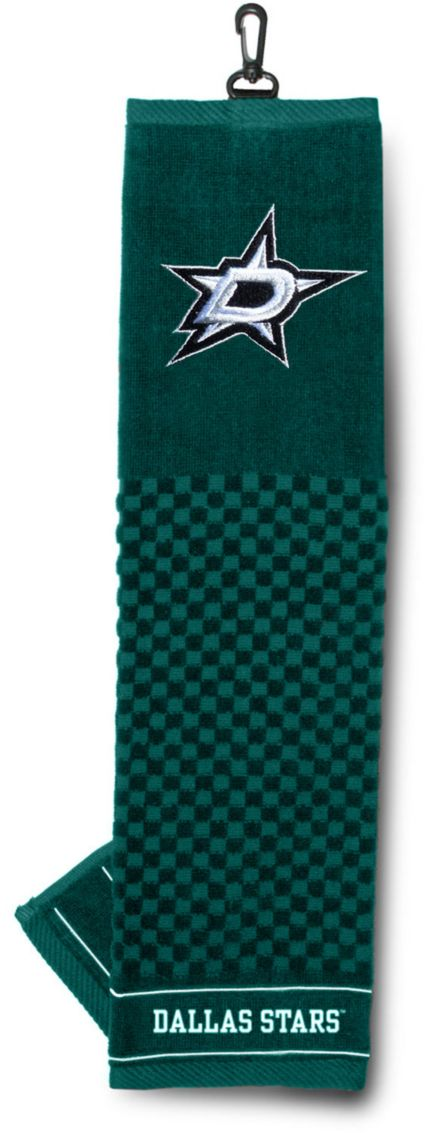 Team Golf Dallas Stars Embroidered Towel