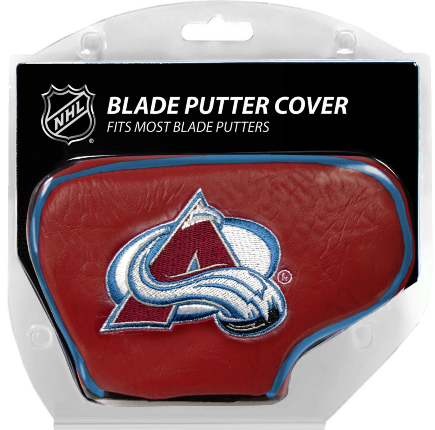 Team Golf Colorado Avalanche Blade Putter Cover
