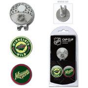 44a9ad73d5a Team Golf Minnesota Wild Cap Clip And Marker Set