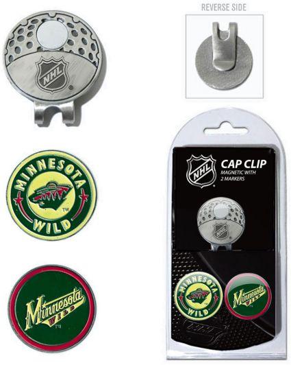 Team Golf Minnesota Wild Cap Clip
