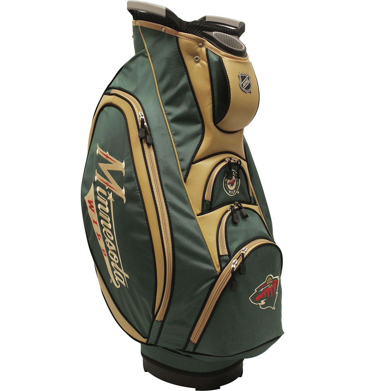 Team Golf Victory Minnesota Wild Cart Bag