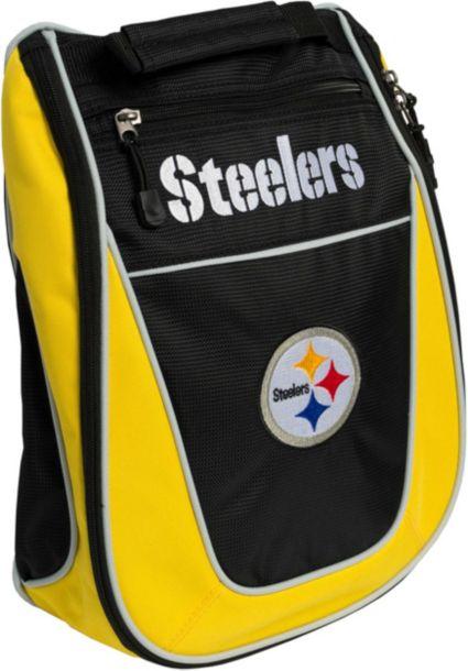 Team Golf Pittsburgh Steelers Shoe Bag