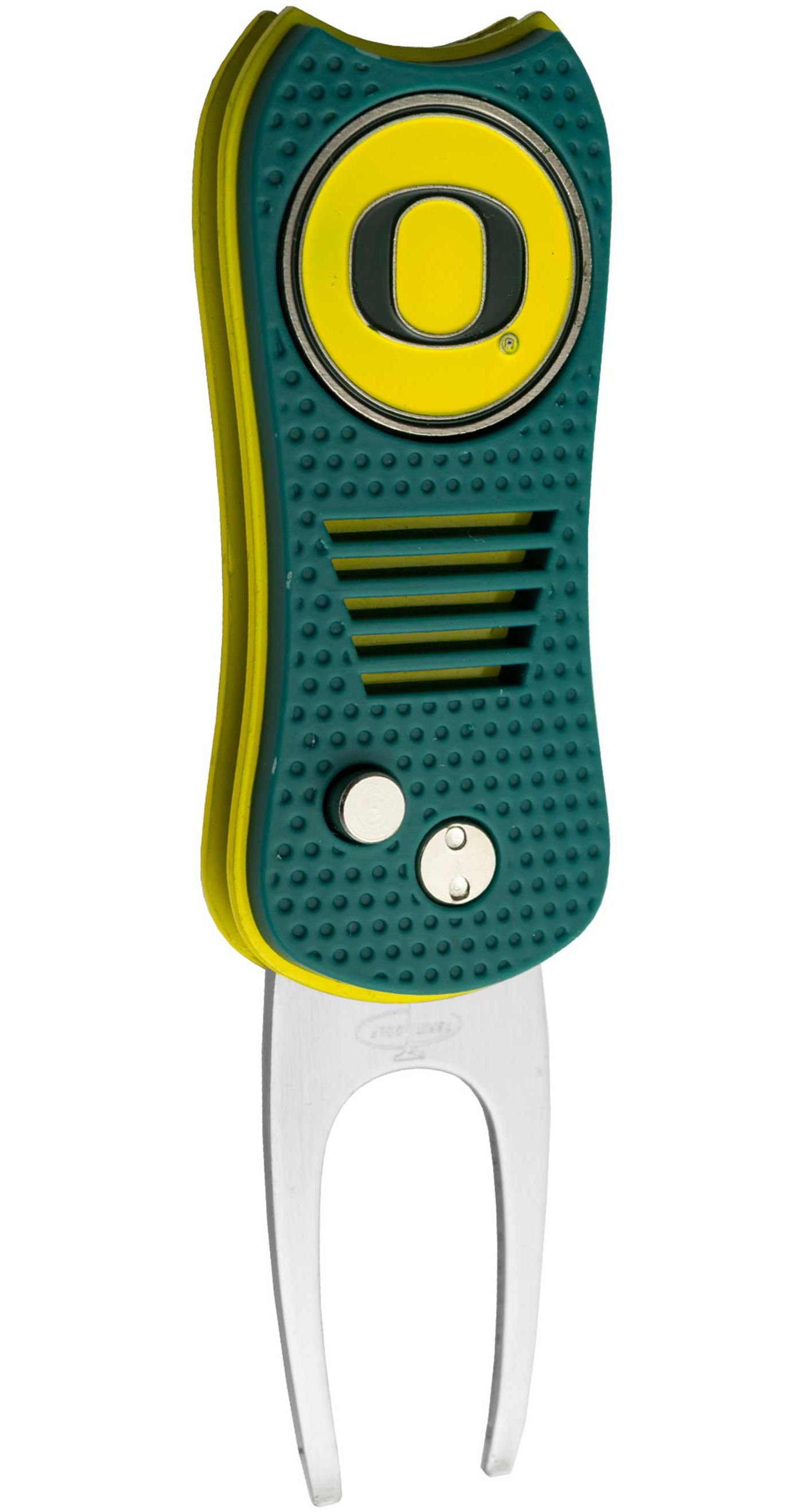 Team Golf Oregon Ducks Switchfix Divot Tool