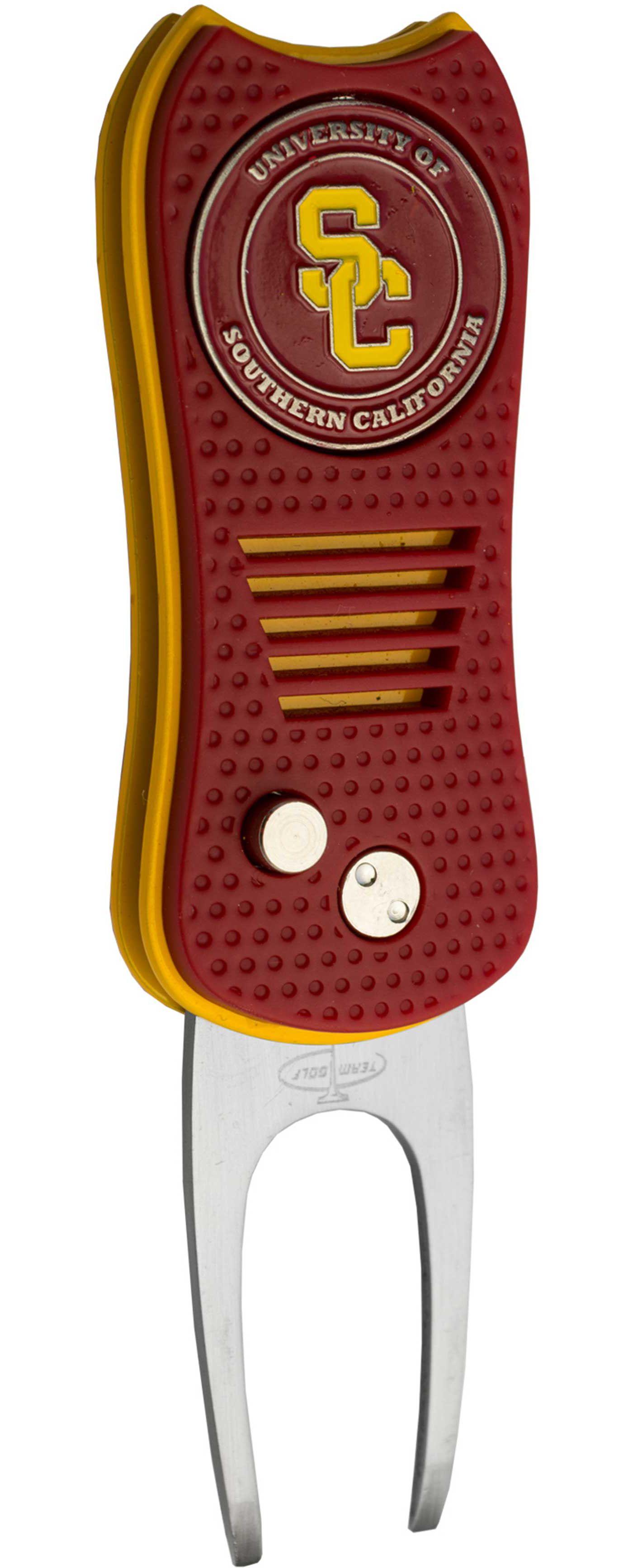 Team Golf Switchfix USC Trojans Divot Tool