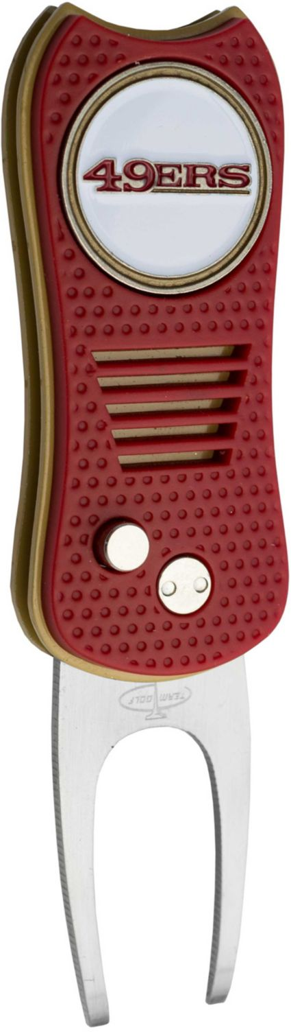 Team Golf Switchfix San Francisco 49ers Divot Tool