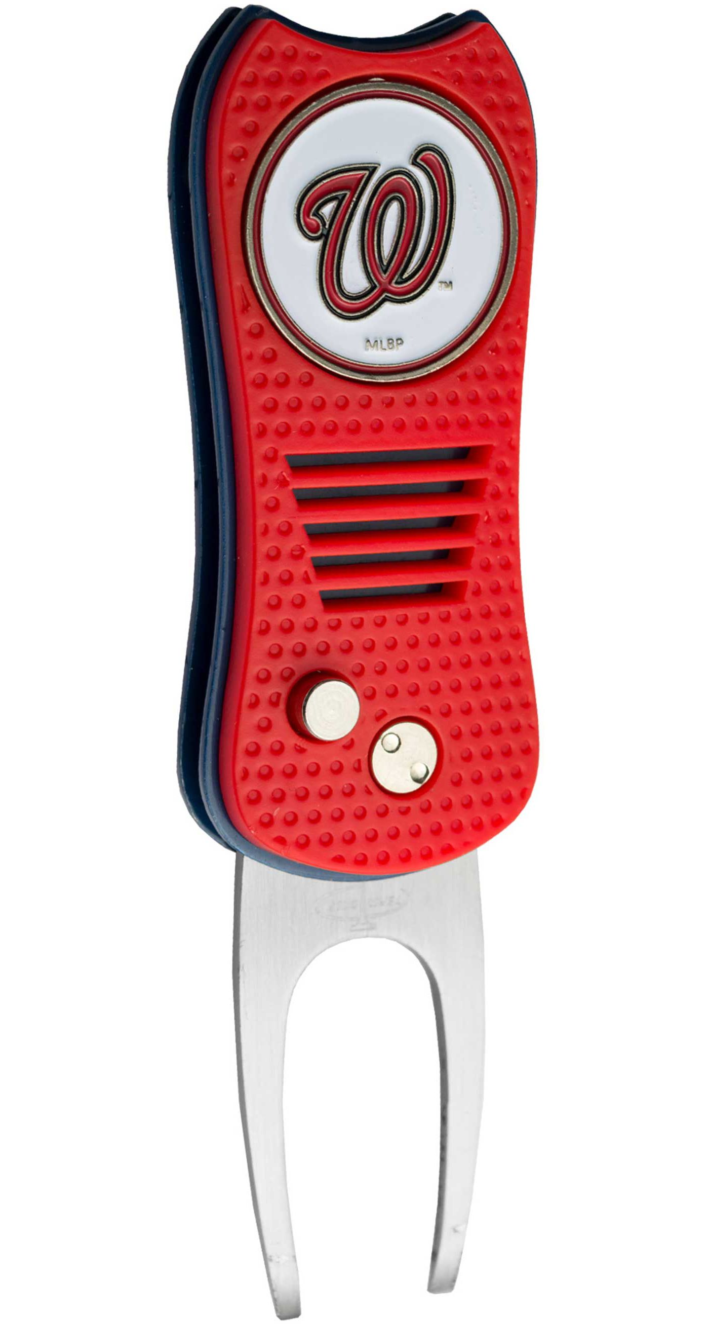 Team Golf Switchfix Washington Nationals Divot Tool
